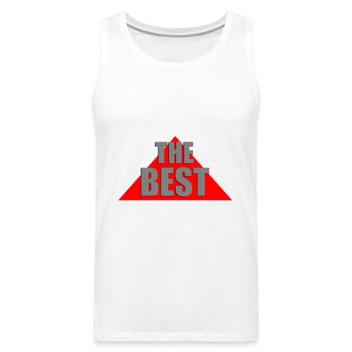 The Best, by SBDesigns - Débardeur Premium Homme