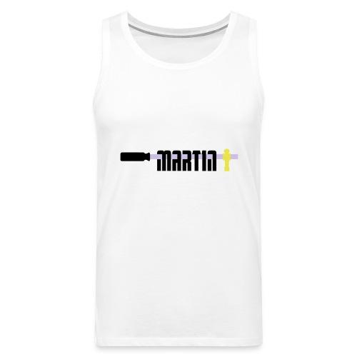 martin - Mannen Premium tank top