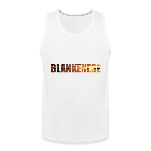 Blankenese Hamburg - Männer Premium Tank Top