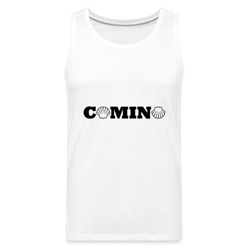 Camino - Herre Premium tanktop