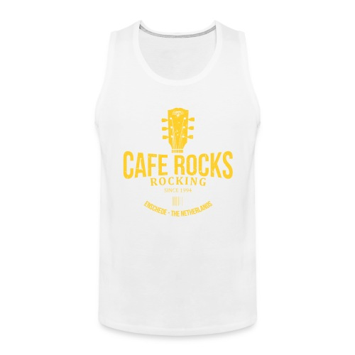 Rocking Since '94 - Y - Mannen Premium tank top