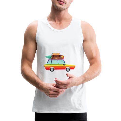 Gay Van | LGBT | Pride - Männer Premium Tank Top