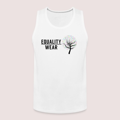 Musical Equality Edition - Men's Premium Tank Top