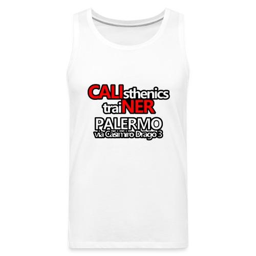 Caliner Palermo T-shirt - Canotta premium da uomo