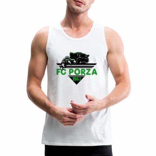 FC Porza 1 - Männer Premium Tank Top