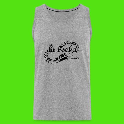 La Rocka - white'n'black2 - Men's Premium Tank Top