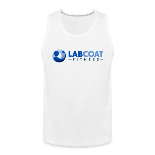 LabcCoat Logo RGB - Mannen Premium tank top