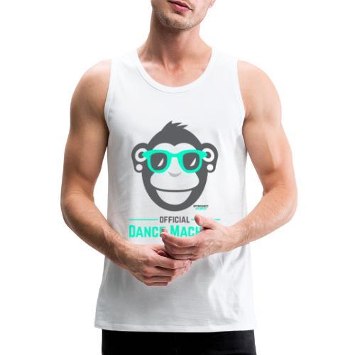 Official Dance Machine - Männer Premium Tank Top