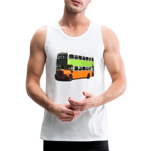Glasgow Corporation Bus - Men's Premium Tank Top