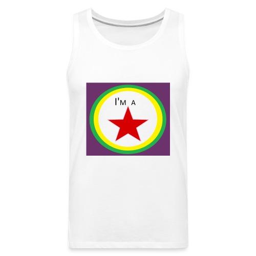 I'm a STAR! - Men's Premium Tank Top