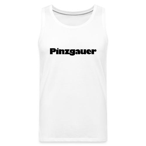 pinzgauer gelb - Männer Premium Tank Top