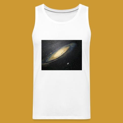Andromeda - Mark Noble Art - Men's Premium Tank Top