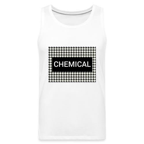 CHEMICAL - Canotta premium da uomo