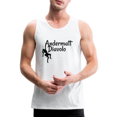 Andermatt Diavolo Uri Geschenkidee - Männer Premium Tank Top
