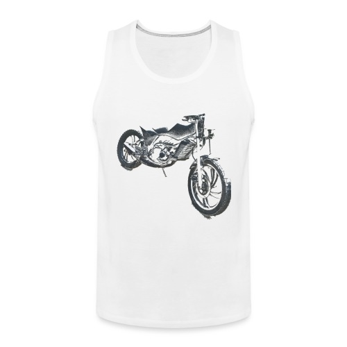 bike (Vio) - Men's Premium Tank Top