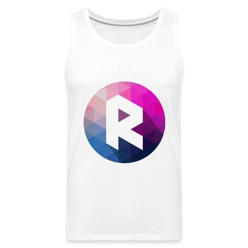 radiant logo - Men's Premium Tank Top