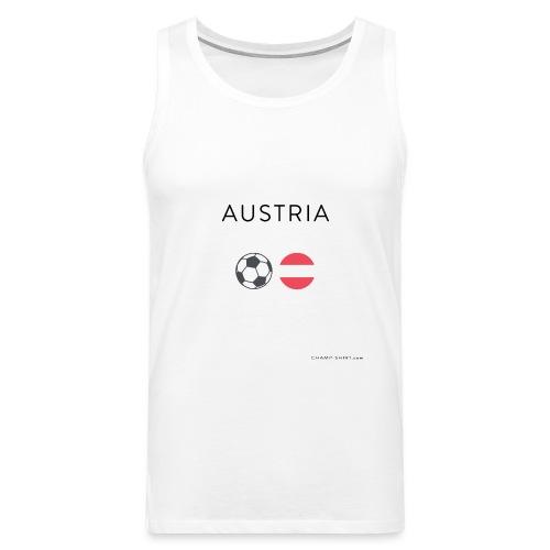 Austria Fußball - Männer Premium Tank Top