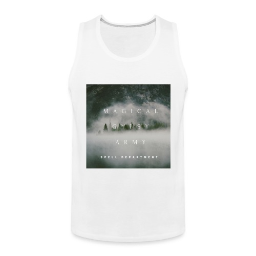 MAGICAL GYPSY ARMY SPELL - Männer Premium Tank Top