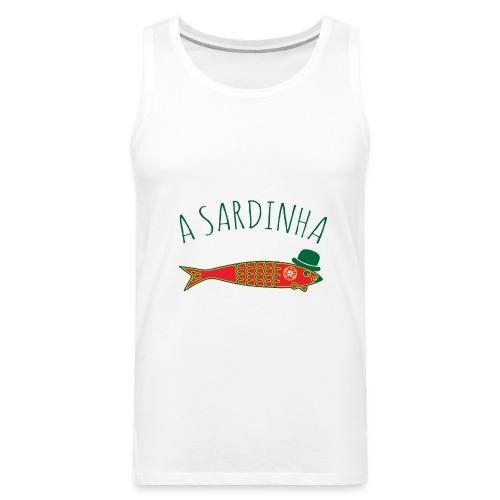 A Sardinha - Bandeira - Débardeur Premium Homme