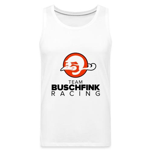 Team logo Buschfink - Men's Premium Tank Top