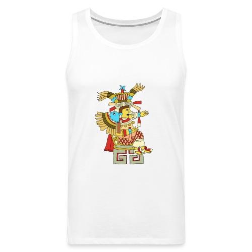 Xochiquetzal Aztec Aztekenmuster Hipster - Männer Premium Tank Top