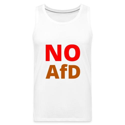 No AfD Keine AfD - Männer Premium Tank Top