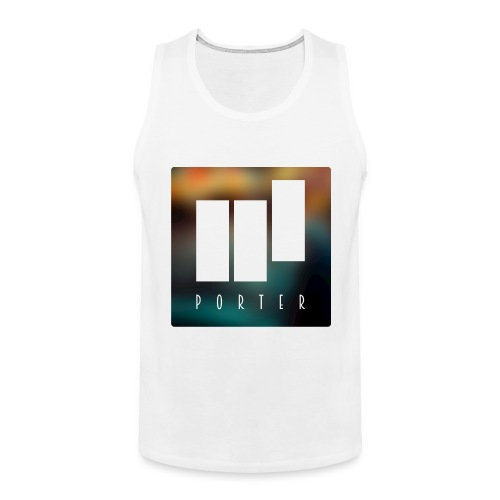 PORTER Sign Colour - Männer Premium Tank Top