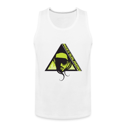 PACKO LOGO 2017 RGB PNG - Men's Premium Tank Top