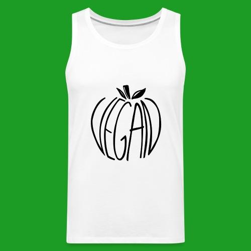 Vegan Apple - Débardeur Premium Homme