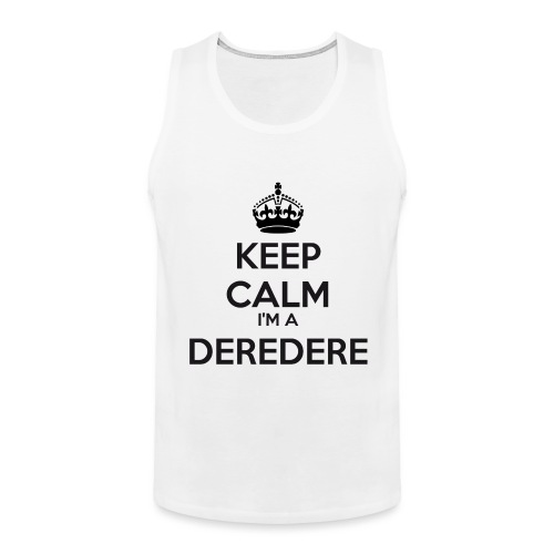 Deredere keep calm - Men's Premium Tank Top