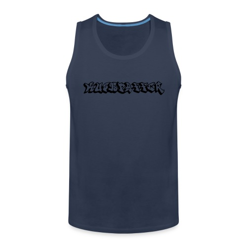 kUSHPAFFER - Men's Premium Tank Top