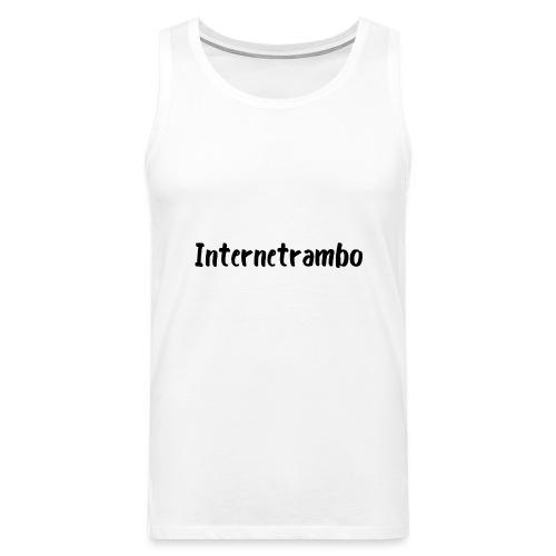 Internetrambo - Männer Premium Tank Top