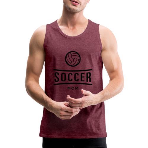 soccer mom - Débardeur Premium Homme