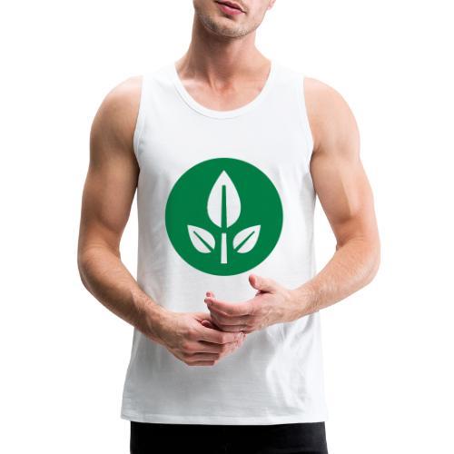 EVE Flower Plant Symbol - Men's Premium Tank Top