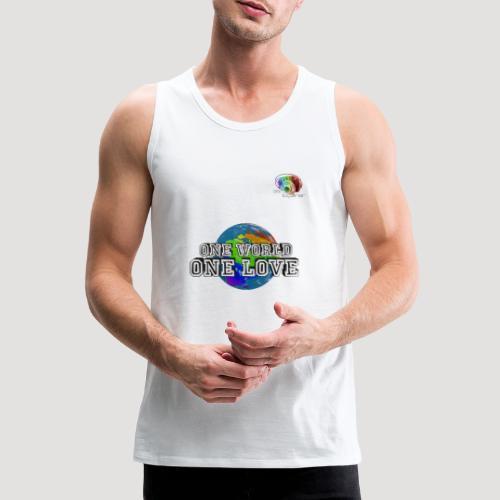 Shirt5 - Männer Premium Tank Top