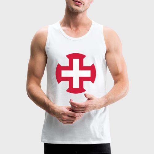 Croix du Portugal - Débardeur Premium Homme