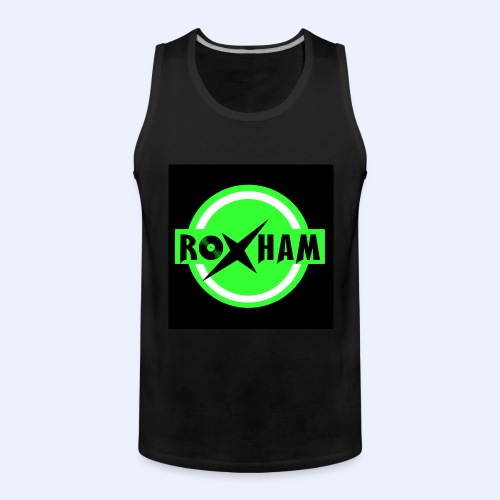 RoxHam-Button-2019 - Männer Premium Tank Top