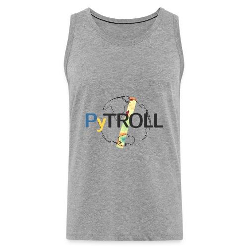 light logo spectral - Men's Premium Tank Top