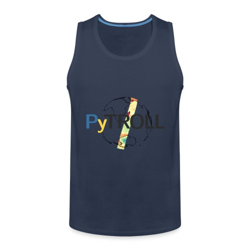 light logo spectral - Men's Premium Tank Top