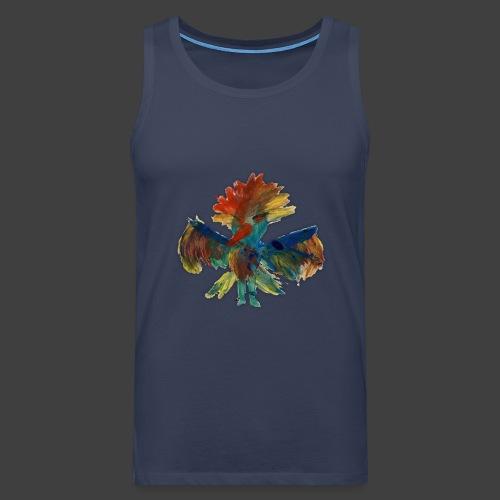 Mayas bird - Men's Premium Tank Top