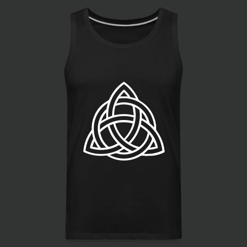 Celtic Knot — Celtic Circle - Men's Premium Tank Top