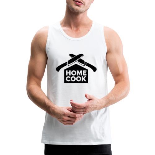 Home Cook - Men's Premium Tank Top