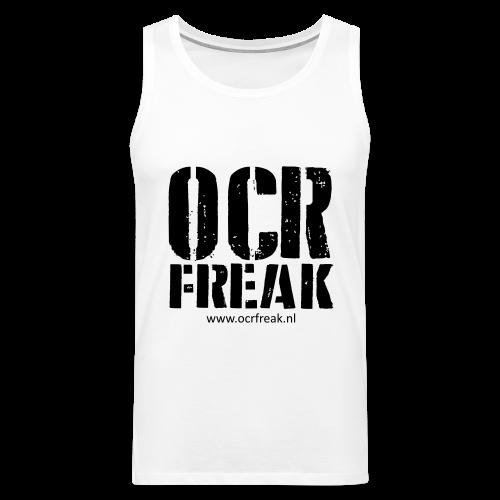 OCR Freak - Mannen Premium tank top