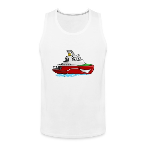 Boaty McBoatface - Men's Premium Tank Top