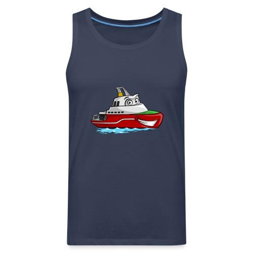 Boaty McBoatface - Men's Premium Tank Top