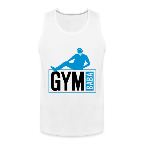 Gym baba 2 2c - Débardeur Premium Homme