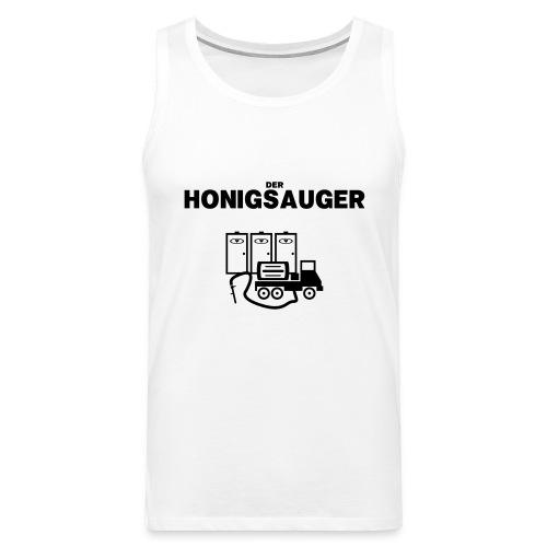 Der Honigsauger - Männer Premium Tank Top