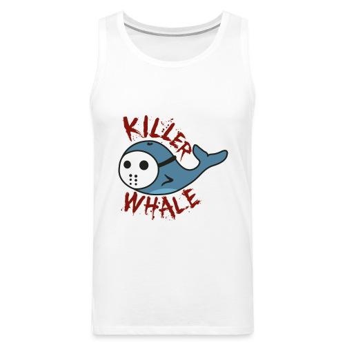 Killer Whale - Männer Premium Tank Top