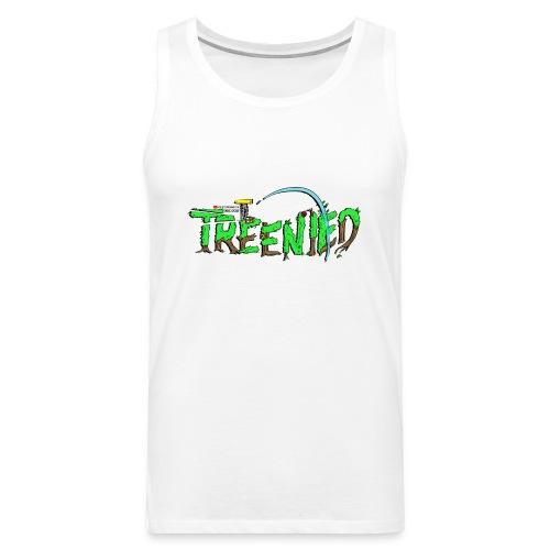 Treenied - Premiumtanktopp herr