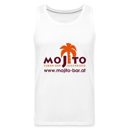Mojito Logo - Männer Premium Tank Top